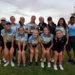 Girls' Golf Heading to States