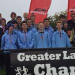 Girls Team Wins Greater Lansing Championship, Boys Team Finishes as Runner-Up