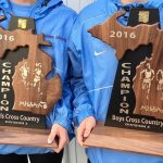 Boys and Girls XC Sweep Regionals AGAIN