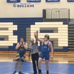 Wrestlers Successful on the Mat
