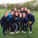 Girls Soccer League Title on the Line