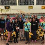 Girls Swim Team Makes a Splash