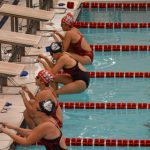 Girls Swim: Top 3 in All Events at Mason Dual Meet