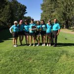 Girls Golf Wins Share of CAAC White League Title