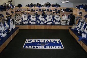 Hockey Locker Room Project