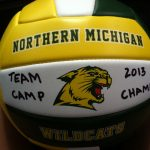 VB Team Wins NMU Team Camp