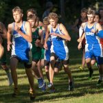CC Teams Finish 1-2 at Houghton Invite
