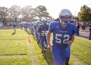 CHS vs Northland Pines, 8/28/2014