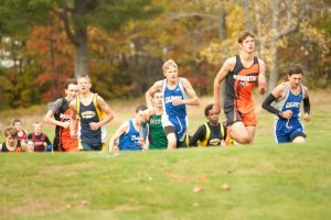 Varsity Cross Country, Westpac Finals at KML, 10/09/2014