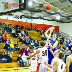 Boys Basketball Defeated By Escanaba