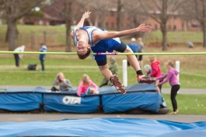 Houghton County Invite at Agassiz Field, 5/8/2015