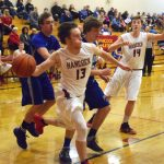 Hyrkas Leads Kings to District Win Over Hancock
