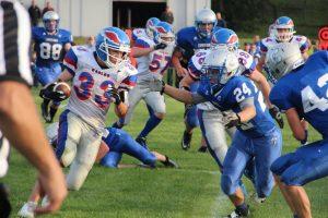 Varsity Football vs. Northland Pines 8-26-16