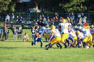 Varsity Football vs. Negaunee