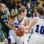 Girls BB Opens Season with a Win