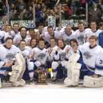 Copper Kings Win Hockey Regional Tilte