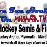 Hockey Games to Be Broadcast on MHSAA.tv