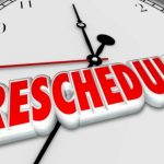 Softball Games Rescheduled