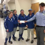 Shopko Foundation Donates to Calumet Softball