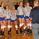 Calumet Volleyball Featured in MHSAA Second Half Report
