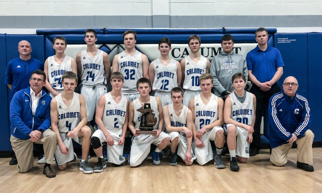 Kings Win 3rd Consecutive District Championship