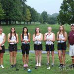Girls Golf 2014