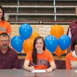 Samantha Gowdy Signs with U of I!
