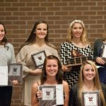 Girls Soccer Awards