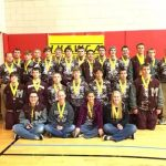 Wrestling Team 4th @ Team State!