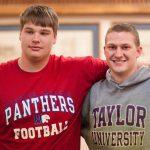 Merrick & Brooks to Play College FB!