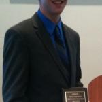 Wilson Receives Academic Honors!