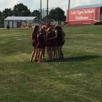 Mount Vernon Girls Cross Country finishes 7th place