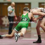 Mount Vernon High School (Mt. Vernon) Boys Varsity Wrestling falls to Yorktown High School 13-49