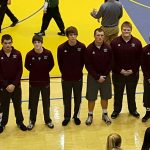 Wrestling Sends 5 to Semi-State!