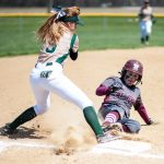 Mount Vernon High School (Mt. Vernon) Varsity Softball beat Forest Park High School 19-0