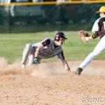 Mount Vernon High School (Mt. Vernon) Varsity Baseball falls to Reitz 4-3