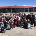 Mount Vernon High School (Mt. Vernon) Girls Varsity Swimming finishes 1st place