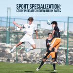 Injury Rates Higher for Athletes Who Specialize in One Sport