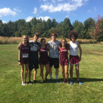 Mount Vernon High School (Mt. Vernon) Boys Varsity Cross Country finishes 6th place