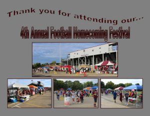 2017 4th Annual Football Homecoming Festival