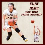 Fisher to Sign with Brescia University!