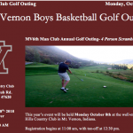 Sign Up Now for Mt. Vernon Boys BB Golf Outing – October 8, 2018!