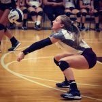 Libby Steinhart receives 3A All-District South