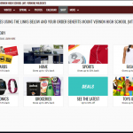 Online Shopping Provides Funds for MVHS Athletics!