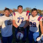 MVHS Football Alumni Help Lead Hanover College to Post-Season Playoff!