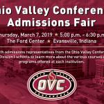 OVC College Admission Fair!
