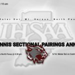 IHSAA Tennis Sectional Pairings Announced!