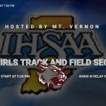 IHSAA GIRLS TRACK & FIELD SECTIONAL IS TONIGHT AT MVHS!