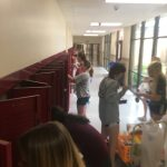 Volleyball Locker Clean Up and Out