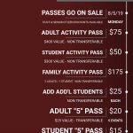 Save Money – Purchase MVHS Athletic Passes!